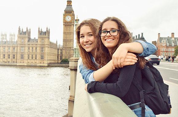Etudier à Londres